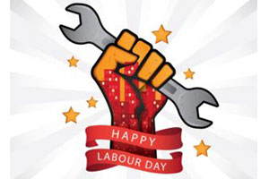 Happy Workers' Day Celebration from Team Beds Depot